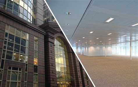 Suspended Ceiling Cleaning by Ceiling Cleaning 3500 Square Metres At Beaufort House In