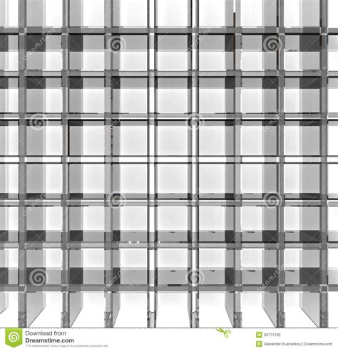 empty grid empty glass grid royalty free stock photo image 30771105