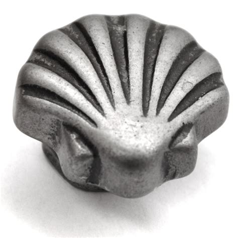 Shell Cabinet Knobs by Shell Cabinet Knob Iron Cabinet Knobs Kitchen Cabinet