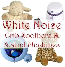 Crib Sound Machine by Soother And Sound Machine Reviews