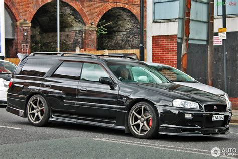 nissan stagea nissan stagea r34 5 july 2014 autogespot