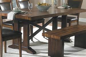 Bench Style Dining Table Uk Furniture Gt Dining Room Furniture Gt Bench Gt Trestle Style