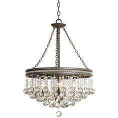 wallingford 16 quot wide antique brass and chandelier