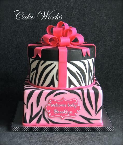 zebra themed bathroom zebra themed baby shower cakecentral com