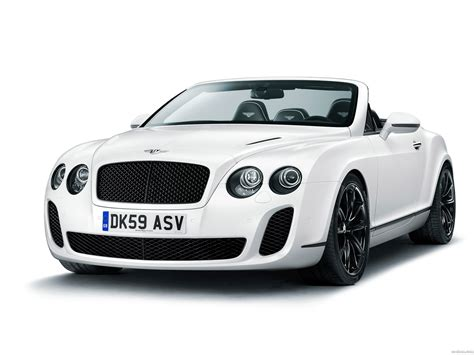 Bentley Continental Supersport Convertible fotos de bentley continental gt supersport convertible 2010