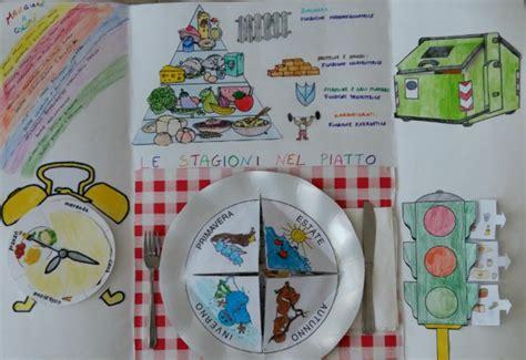 la piramide alimentare scuola primaria gazzettando a scuola il lapbook sull educazione