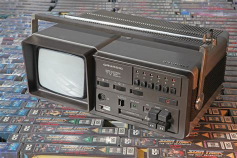 Tv Radio file grundig triumph 580 trc electronic tv radio cassette jpg wikimedia commons