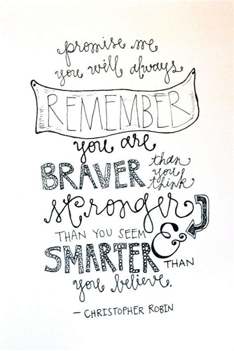 Printable Christopher Robin Quotes | christopher robin quote pictures pinterest
