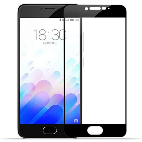 Meizu M3s Cover Tempered Glass Screen Protector Anti Gores Kaca מוצר cover screen protector tempered glass for meizu m3s m3 mini m5 note u20 u10 m3e mx6