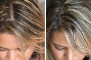 before and after to hair how to tone brassy hair at home wella t14 and wella t18
