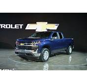 New 2019 Chevy Silverado Pickup Planned For All
