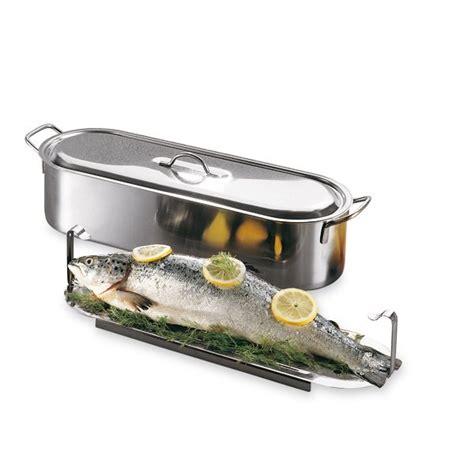 poissonniere cuisine poissonni 232 re professionnelle 60 cm cuisson 224 la vapeur