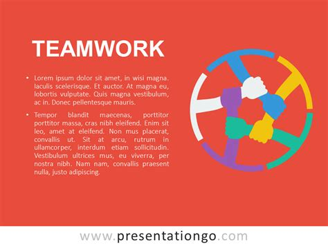 teamwork powerpoint template beautiful teamwork powerpoint template gallery exle