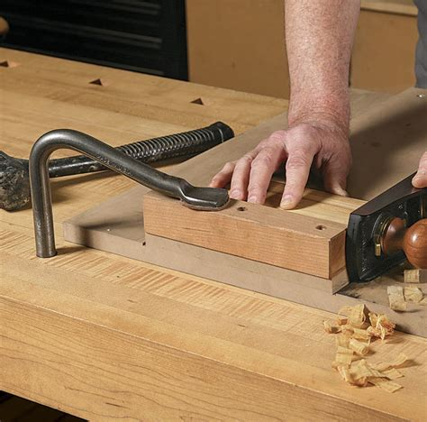bench holdfast for woodworking get a grip on your work finewoodworking