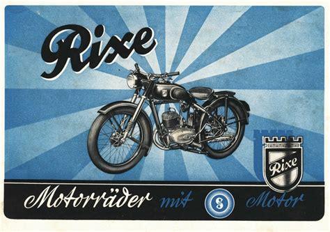 Sachs Motorrad Motoren by Rixe Motorr 228 Der Mit Sachs Motor