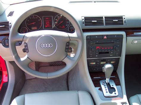 2004 Audi A4 Interior by Audi A4 Review Road Test Car Review A4 Kit Avant