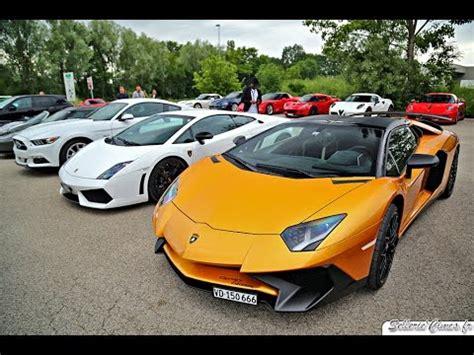 lamborghini aventador sv roadster colors lamborghini aventador sv roadster exclusive color oro adonis dream cars day youtube