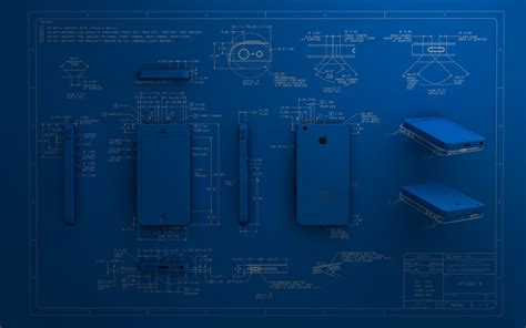 iphone 5 blueprint wallpaper ios 7 blueprint 3d iphone 5 by dracu teufel666 on deviantart