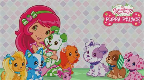 strawberry shortcake puppy palace strawberry shortcake puppy palace pet salon and dress up