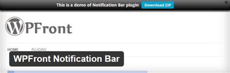 top bar plugin best notification bar plugins for your wordpress site