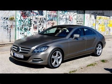mercedes cls 350 2011 youtube