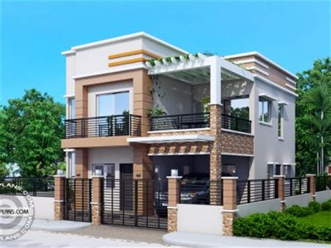 houses design two story house designs pinoy eplans modern house