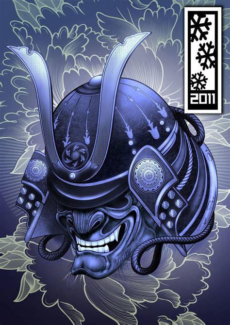 samurai mask tattoo meaning japanese samurai warrior mask samurai mask by