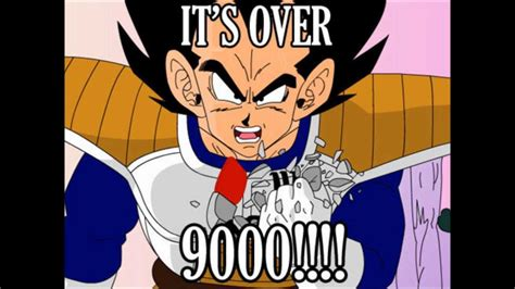 Its Over 9000 Meme - it s over 9000 know your meme