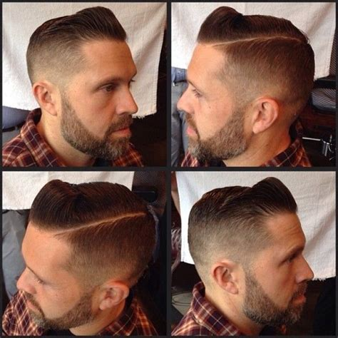 can you do a combover with wavy hair combover fade haircut with line for men