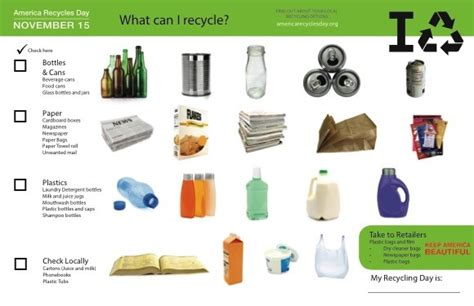 event organizer toolkits america recycles day