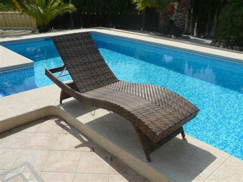 modern sun loungers exclusive outdoor furniture design