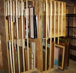 Canvas Drying Rack by Storing Paintings On A Rack You Ve Paintings And Studio
