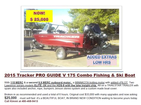 deep v boats for sale used tracker fishing boats for sale used tracker fishing