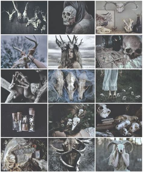 bones witch aesthetic aesthetic brujer 237 a brujas y bruja
