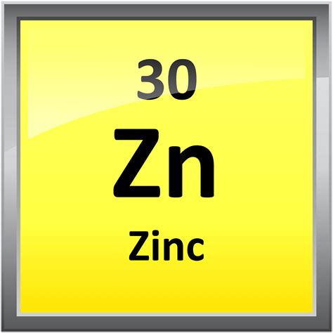 030 zinc science notes and projects