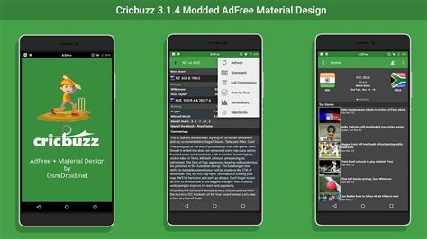 adfree android apk cricbuzz adfree material design working anbu hacking tricks