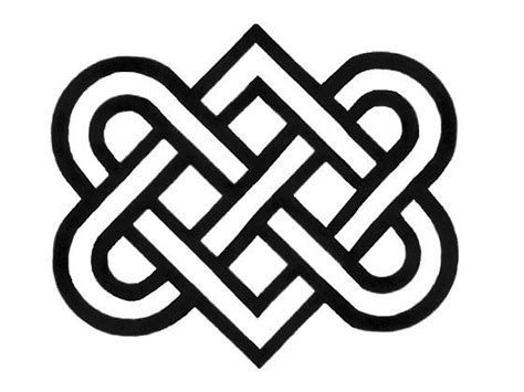 collection of 25 celtic heart knot design