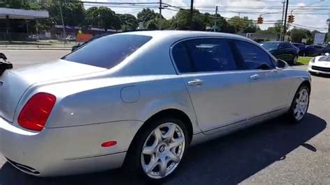 bentley mulliner for sale 2007 bentley continental flying spur mulliner for sale