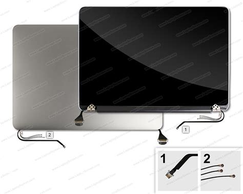 Macbook Pro A1425 screen for apple macbook pro 13 a1425 2013 replacement laptop lcd screens