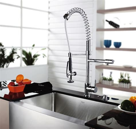 Kraus 1602 Faucet by Kraus Kpf 1602 Kitchen Faucet By Zigsby S Kitchen