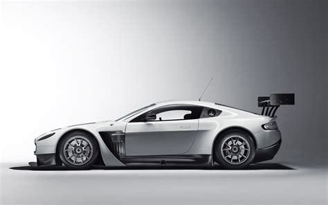 Car Side View Wallpaper by Aston Martin Vantage Gt3 Car Side View Wallpaper Cars