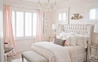 pink and gold s bedroom makeover randi garrett design