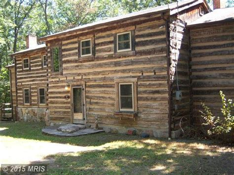 a civil war era log home for sale in west virginia