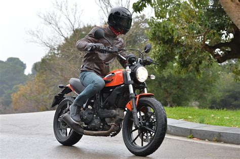 First ride: Ducati Scrambler Sixty2 review   Visordown