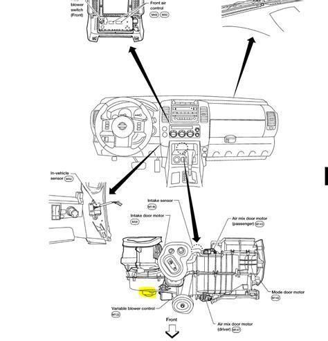 2005 nissan xterra blower motor resistor location 2005 nissan maxima blower motor resistor 28 images 01 nissan pathfinder blower motor