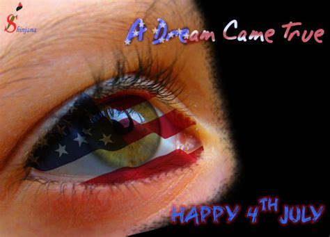 Proud To Be An American. Free Happy Fourth of July eCards