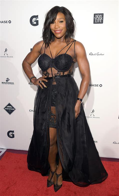 Catwalk To Carpet Serena Williams by Serena Williams Sports Illustrated Sportsperson Serena