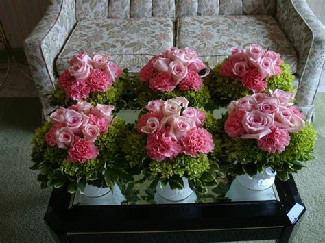 Flower Centerpieces For Baby Shower Tables Flowers For Baby Shower Centerpieces