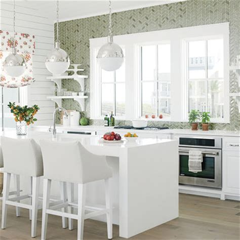 how to make a backsplash in your kitchen 10 best kitchen backsplash ideas coastal living