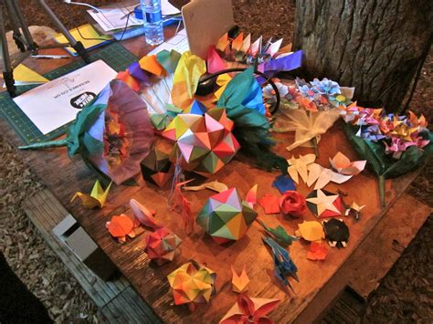 Origami Workshop - sesame s origami workshop in the wigwam tickets